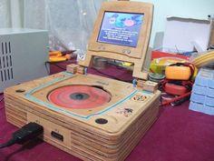 Wooden Electronics