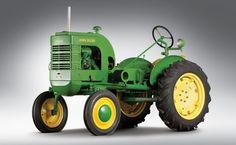 1946 John Deere Model LA Tractor