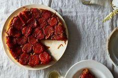 Caramelized Tomato Tarte Tatin Recipe on Food52 recipe on Food52