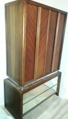 Art Deco armoire....free? say what?!