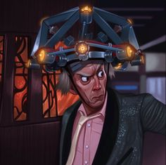 Doc - Back to the Future by jdelgado.deviantart.com on @DeviantArt