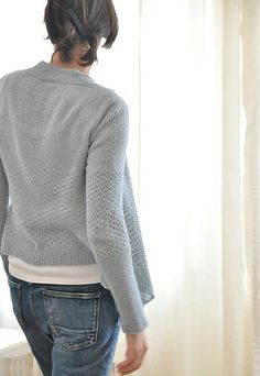 This is the short version of the Whippet cardigan. If you purchase both patterns (or bought the other one previously) you will receive 50% off the second one.
