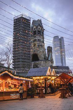 Berlin Photos, Berlin Germany, Berlin Christmas Market, Kaiser Wilhelm, Germany Travel, Tower Bridge, Buildings, Barcelona, Potsdam