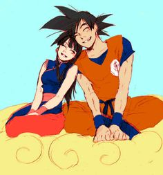 Goku x Chi-Chi