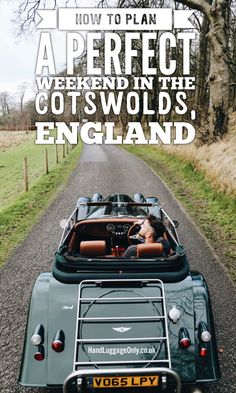Plan A Perfect Weekend In The Beautiful Cotswolds, England - Hand Luggage Only - Travel, Food & Photography Blog