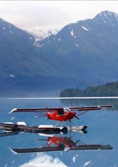 Looking for a fun summer getaway activity? Try taking a floatplane ride over Alaska.