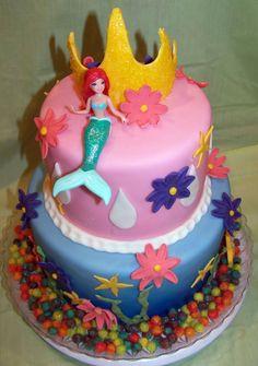 Mermaid cakie bella's