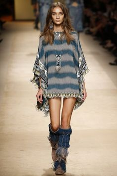 Etro - Spring/Summer 2015 Ready-to-wear - Milan Fashion Week #MFW