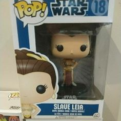 Saya menjual Slave Leia funko pop seharga Rp500.000. Dapatkan produk ini hanya di Shopee! https://shopee.co.id/devinchristianto/475803147 #ShopeeID