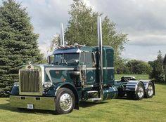 Peterbilt Trucks, Big Trucks, Rigs, Badass, Hoods, Vehicles, Car, Wedges, Cowls