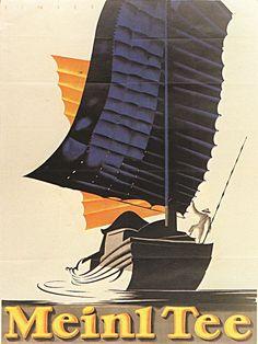 Joseph Binder, Plakat, 1923