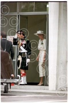 Prince Charles and Diana, Princess of Wales pictured on Founder s Day, inspecting the Chelsea Pensioners. From a Getty image, same outfit: June on founder's day at the Chelsea Hospital. Princess Diana And Charles, Royal Princess, Prince And Princess, Princess Of Wales, Prince Charles, Duchess Of York, Duchess Of Cambridge, Lady Diana, Diana Williams