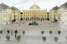 Mehr als nur schön: Der Kreis Ludwigsburg  ist extrem wirtschaftsstark. Foto: Leserfotograf ebib