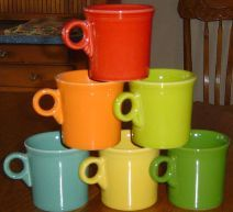 ordered 8 piece setting with the tea cups so now need these coffee cups.