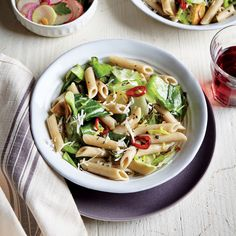 These vegetarian pasta recipes are filling, satisfying, and amazingly versatile.