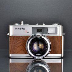 Hi-Matic 7s Mahogany by Ilott Vintage