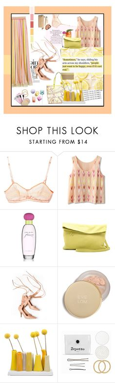 """""""(829)"""" by it-is-just-me ❤ liked on Polyvore featuring Marni, Chicwish, Estée Lauder, Emilio Pucci, Gorjana, Eve Lom and Dot & Bo"""