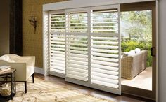 Awesome Patio Door Blinds