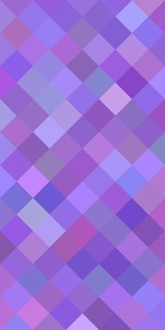 Buy 24 Purple Square Patterns by DavidZydd on GraphicRiver. 24 purple diagonal square pattern backgrounds DETAILS: 24 JPG (RGB files) size: 4 base colors, 24 color v. Square Patterns, Tile Patterns, Color Patterns, Print Patterns, Geometric Patterns, Pink And Purple Background, Purple Backgrounds, Pastel Color Wallpaper, Colorful Wallpaper