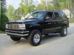 Aeroplanes, Ford Explorer, Offroad, 4x4, Toyota, Garage, Trucks, Vehicles, Projects