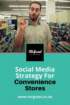 It's usually a dismay, to always formulate new contents for your convenience stores or supermarkets social media audiences. Convinience Store, Graphic Design Tools, Social Media Marketing Agency, Greater Good, Social Media Pages, Competitor Analysis, Management Company, Online Jobs, Goal
