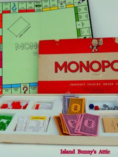 great britain monopoly | 1961
