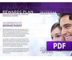 Jeunesse Financial  Rewards