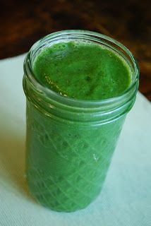 The Spinach Spot: Basic Green Smoothies