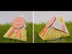 Tutorial: Origami im Sour Cream-Style - YouTube