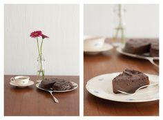 Roald Dahl's chocolat cake