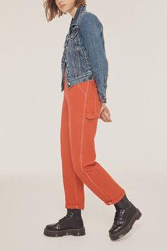 BDG Workwear Straight-Leg Jean