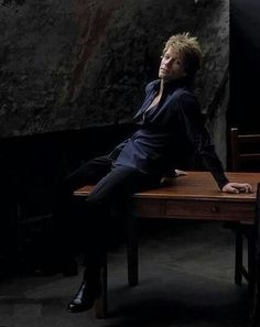 Jon Bon Jovi - Omg, call me a doctor cuz I need that Bad Medicine!