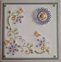Stitch-a-greeting is all about the beautiful art of embroidery on card, not just for cards but also bookmarks, calenders and lots more.