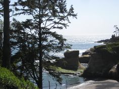 A beautiful May day in Depoe Bay, Oregon