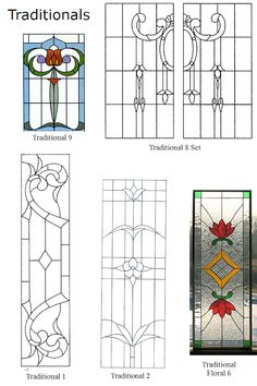 Traditional Stained Glass Windows