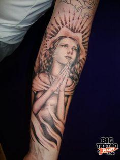 Morag Brown - Black and Grey Tattoo