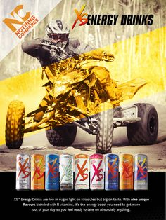 XS Energy Nothing Compares 001: XS Energy
