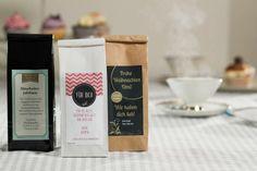 English Breakfast Tee + Dein individuelles Design von LABEL MY TEA & COFFEE auf DaWanda.com