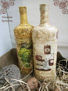 Декупаж - Сайт любителей декупажа - DCPG.RU | А какие вы любите бутылочки?
