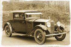 1929 Rolls Royce Barker 2-Door Saloon Coupe