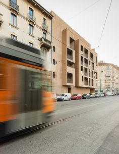 P17 Housing In Milan - Picture gallery