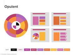 41 Best PowerPoint 2010 Color Themes images   Color themes