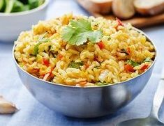 safefood vegetable biryani. Healthy vegetable recipe from safefood. All our recipes are nutritionally analysed by our team of experts. #vegetables #veggies #healthyveggies #healthyvegetables #vetetablebiryani