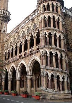 University Library (Mumbai) by Nita Rane