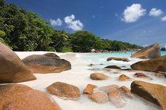 Praslin/Seychellen