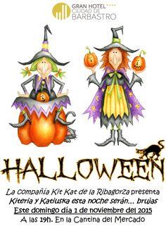 Halloween en la Cantina del mercado www.ghbarbastro.com