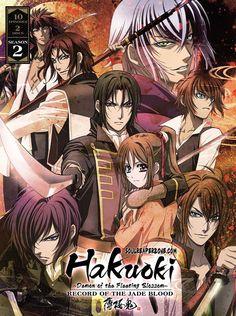 Hakuouki Hekketsuroku DVD Dual Audio | 480p 70MB | MKV   #HakuoukiHekketsuroku  #Soulreaperzone  #Anime