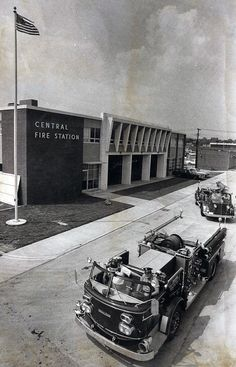 Historical Photos | City of Kingsport Tennessee Fire Department