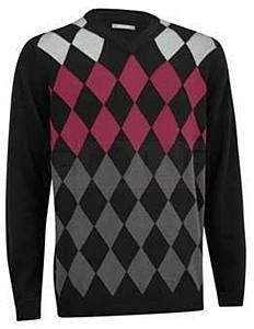 Ashworth 2013 Argyle Sweater B