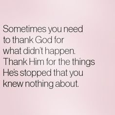 There's truly a time and place for everything. Some of the greatest miracles in life start with closed doors. The setbacks are setups. Thankful He woke me up to reality, thankful I learned no one is...